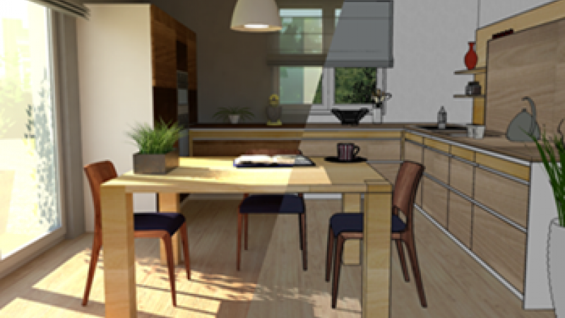 VIDEO-CORSO V-Ray for SketchUp (15 ore) 1