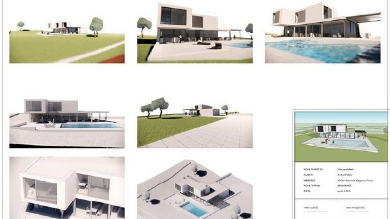 VIDEO-CORSO LayOut per SketchUp (5,5 ore) 5