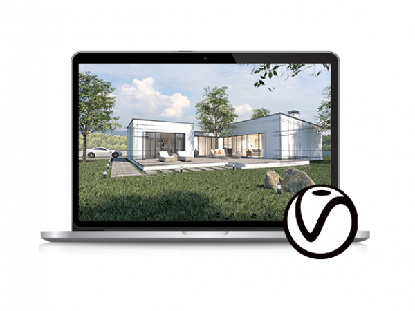 V-Ray per SketchUp Licenza annuale